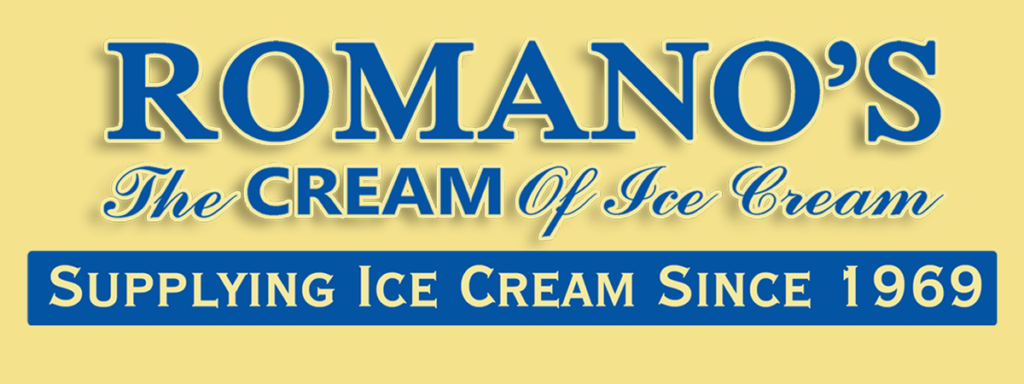 Roamo's Nottingham ice cream logo